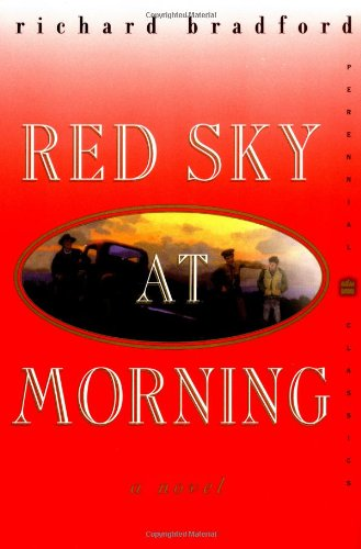 an evaluation of the first person narration in richard bradfords red sky at morning