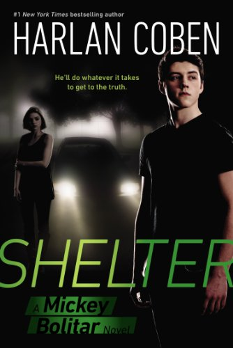 review of shelter a mickey bolitar Find helpful customer reviews and review ratings for shelter (mickey bolitar book 1) at amazoncom read honest and unbiased product reviews from our users.