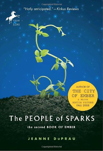 The People Of Sparks The City Of Ember Book 2 Bookcover May Vary