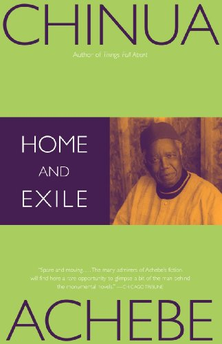 an analysis of home and exile by chinua achebe New topic essays on things fall apart chinua achebe things fall apart achebe new topic nwoye things fall apart new topic essay about things fall apart new topic things fall apart main theme new topic metaphors in things fall apart new topic things fall apart religion essay new topic symbolism in things fall apart new topic.