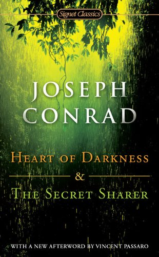 the nature of man in novels heart of darkness and the secret sharer Heart of darkness and the secret sharer read this book using google play haunting exposé of mankind's savage nature, heart of darkness is joseph conrad.