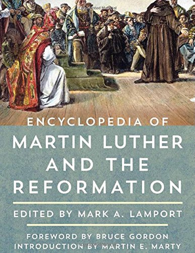 The Epistolizer: Encyclopedia of Martin Luther and the